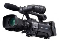 GY-HM750CHE HD Camcorder Head DV out
