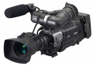 GY-HM750E HD Camcorder DV out, 14x lens